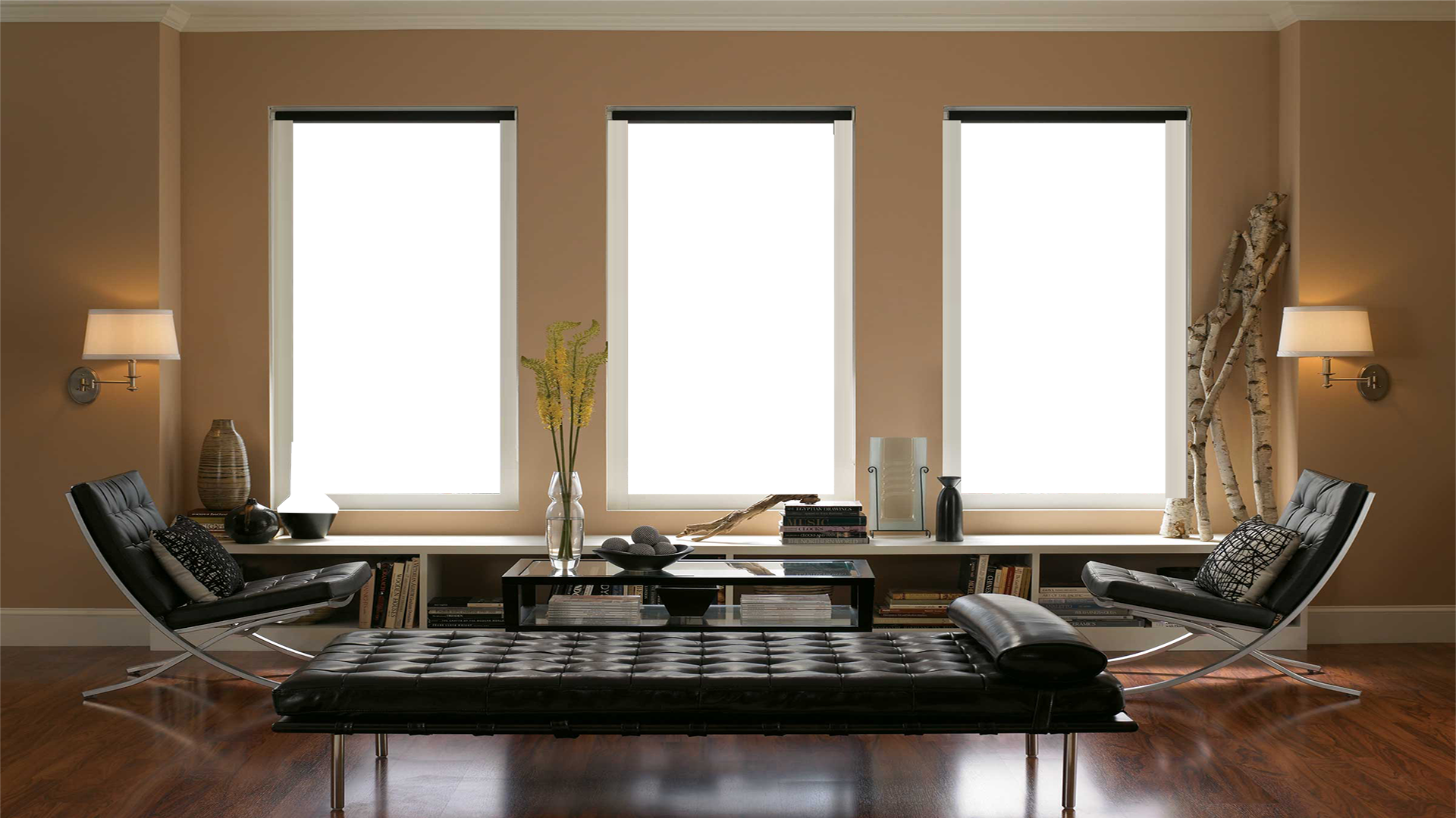 Smart window covering